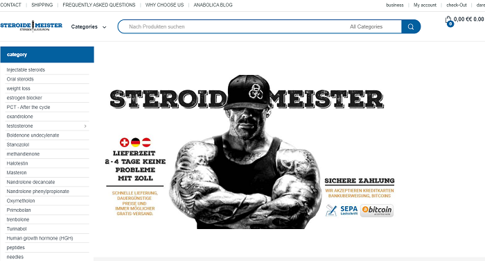 Everything About Testosterone Boosters and Anabolic Steroids