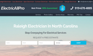 Tricks for Hiring A Qualified Raleigh Electrician