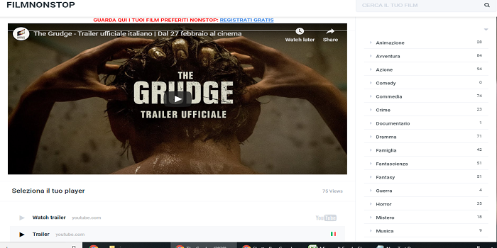 Learn Italian with Movies: the grudge altadefinizione streaming