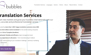 Benefits Extends Beyond Great Translation Services