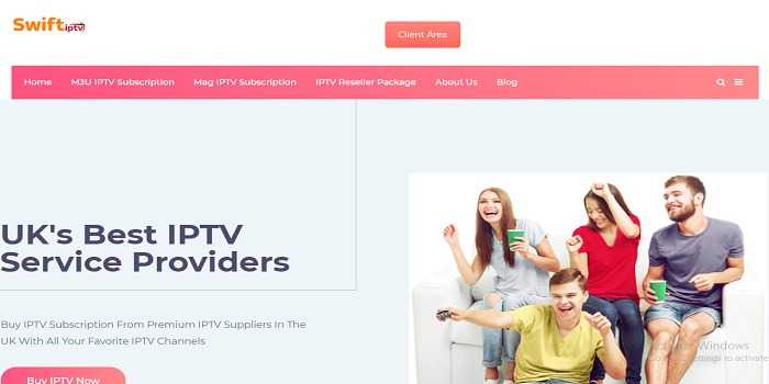 Greatest IPTV Supplier WORLDWIDE