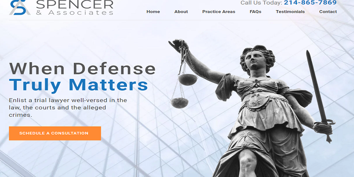 Why Should You Go To The Greatest spencer law firm?